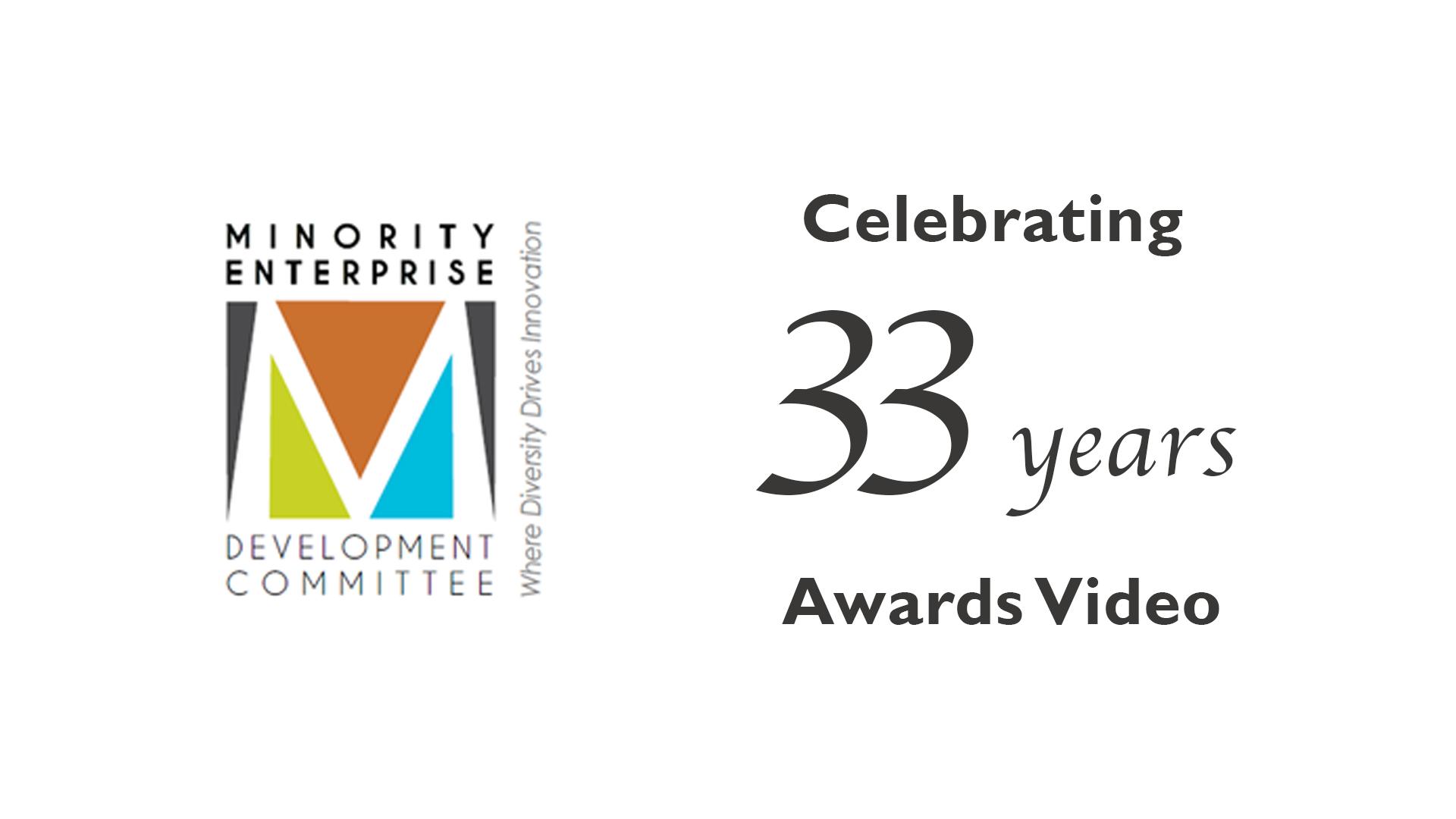 med week awards video