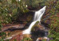 image of cedar rock falls