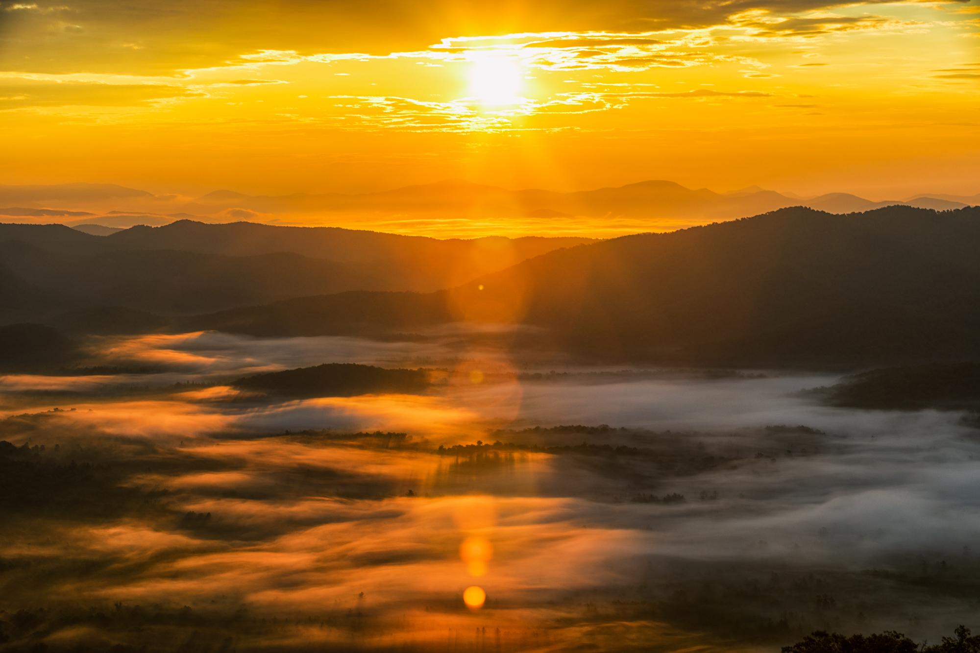 blog post image: sunrise